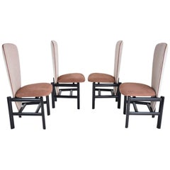 20th Century Scandinavian Dining Chairs, Set of Four, 1960's