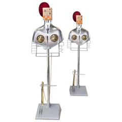 Marc Sadler 'Gaston' Dressboy for Boffi Set of Two