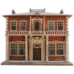 Early 19th Century English Georgian Dolls House
