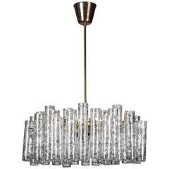 Doria Glass Chandelier