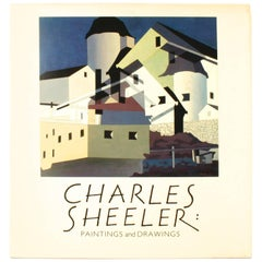 Charles Sheeler, Paintings and Drawings, First Edition