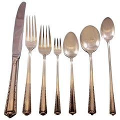 Processional by Fine Arts International Sterling Silver Flatware Set Service