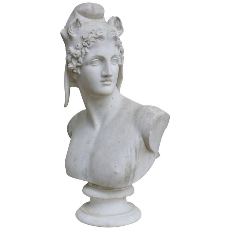 Marble Bust of Perseus 1