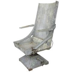 Aircrew Ejection Seat by Aircraft Mechanics Inc., 1930s