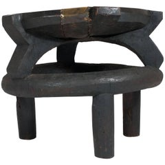 Tribal Stool-Chair West Africa