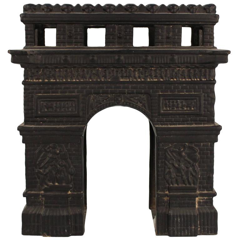 Arc De Triomphe De L'étoile Candleholder 1