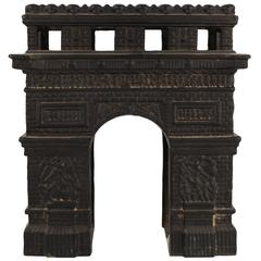 Arc De Triomphe De L'étoile Candleholder