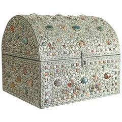 Large Moroccan Treasure Chest