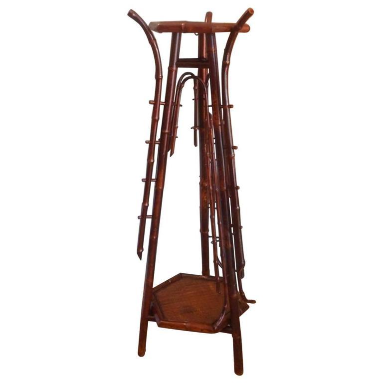 Bamboo Coat Racks For Sale At 1stdibs