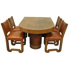 Chaleyssin Set of Dinning Table