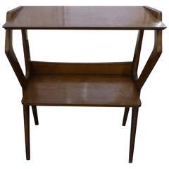 Beautiful Italian Side Table, circa 1960