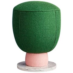 Toadstool Collection, Green Puff, Masquespacio