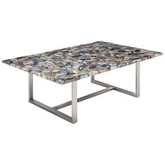 Agate Stone Coffee Table