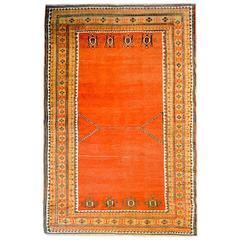 Stunning 1920s Konya Rug