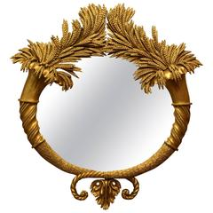 Magnificent Mirror by Georg Andreas Steinhäuser, circa 1830