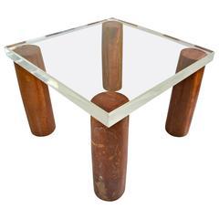 """Rare """"Il Collonato"""" Dining Table by Mario Bellini for Cassina"""