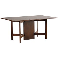 George Nelson Drop-Leaf Dining Table or Desk