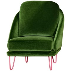 Agora Green Sofa Pepe Albargues