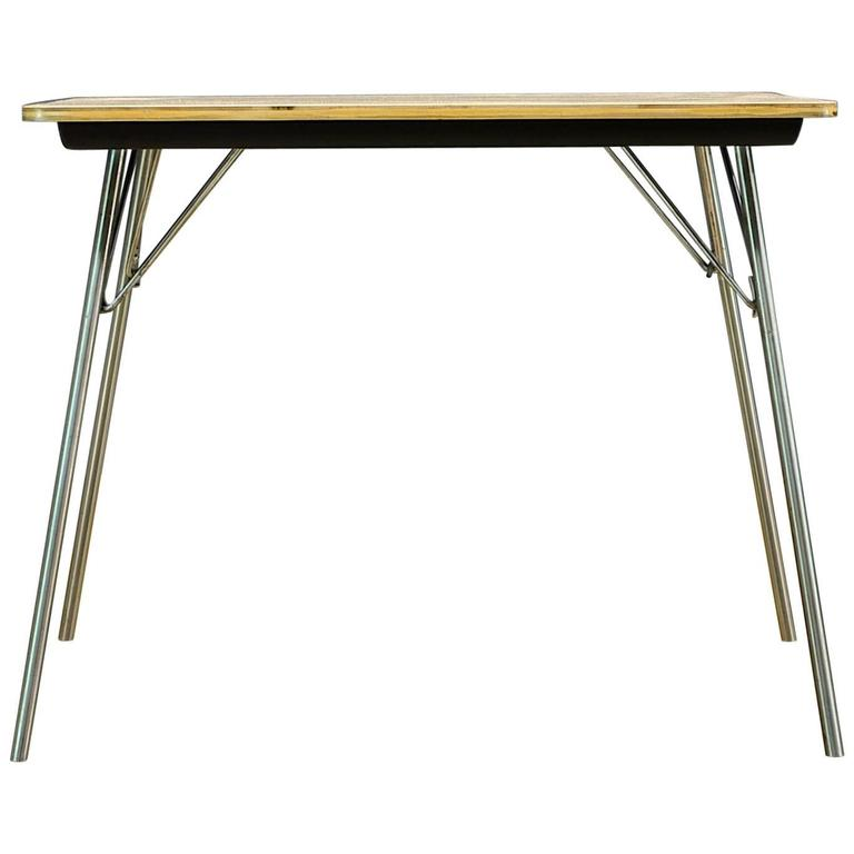 1947 Charles And Ray Eames IT 1 Incidental Folding Side Kids Table Herman  Miller