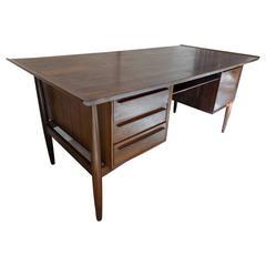 Fantastic Arne Vodder Rosewood Desk, circa 1960