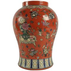 Chinese Vase from the Beginning of the 20th Century