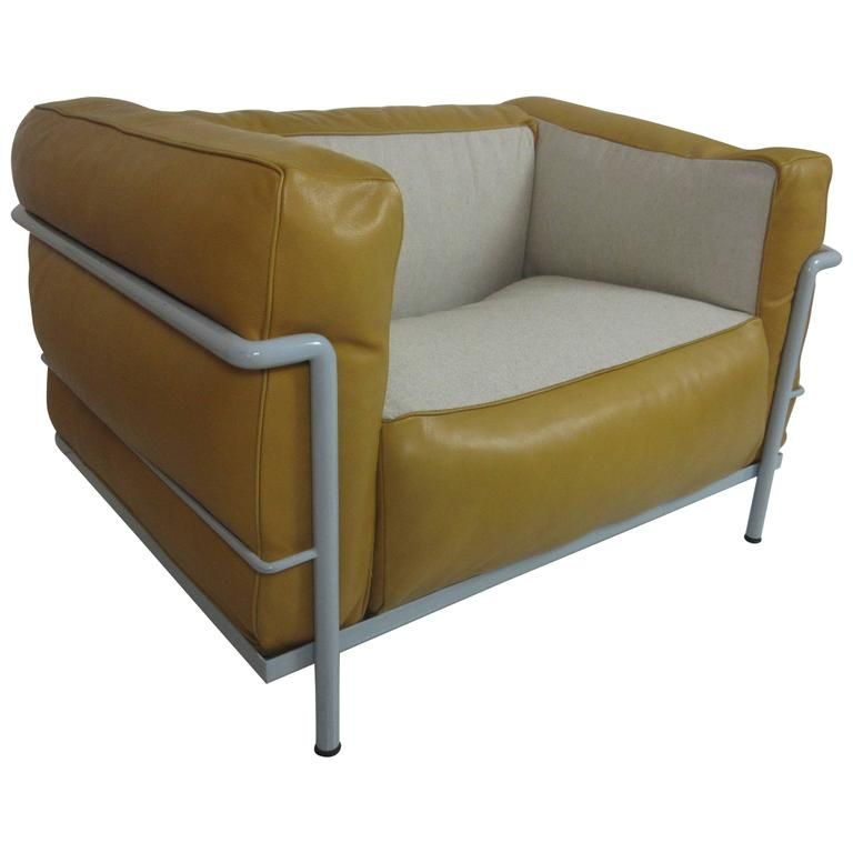 LC3 Grand Confort by Le Corbusier for Cassina 80th Anniversary Edition 333/500 1