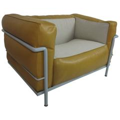 LC3 Grand Confort by Le Corbusier for Cassina 80th Anniversary Edition 333/500