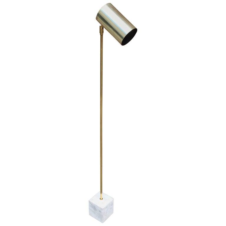 Early Robert Sonneman Floor Lamp for Kovacs