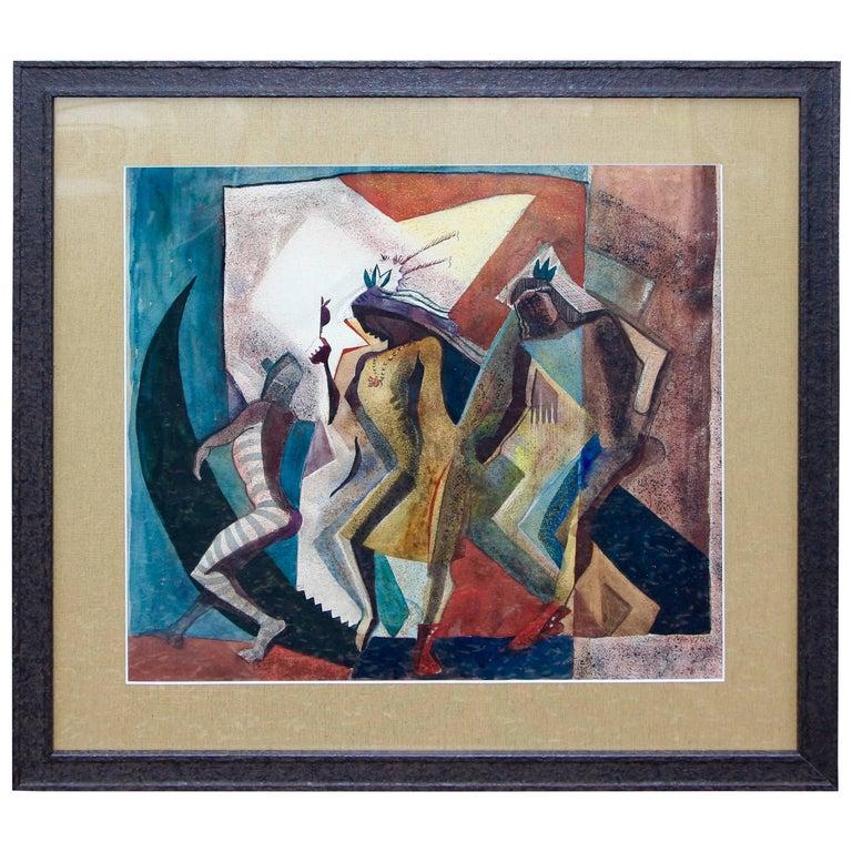 """Lloyd Moylan """"Dancers"""" For Sale"""
