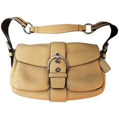Leather Coach Handbag or Purse
