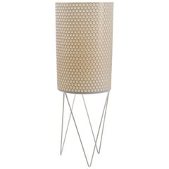 Functionalist Scandinavian Mid-Century Floor Lamp by Barba Corsini