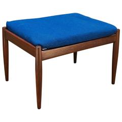 1950s Danish Rosewood Ottoman by Magnus Olesen Durup for Domus Danica