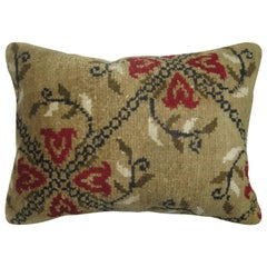 European Rug Pillow