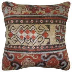 Khotan Rug Pillow