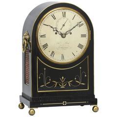 George III Precision Bracket Clock