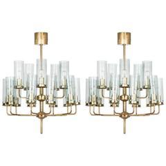 Hans-Agne Jakobsson Ceiling Lamps Model T-434/15