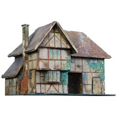 Early 20th Century English Model Farmhouse