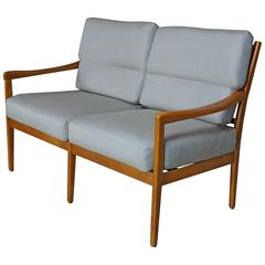 Vintage Two-Seat Sofa from Casala Möbel