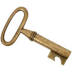 Carl Auböck Key Corkscrew
