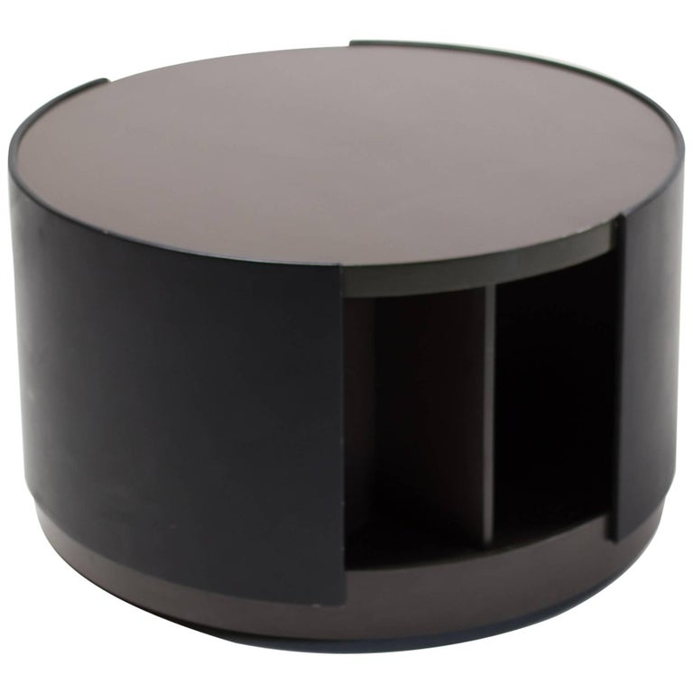 Rolling Bar Table by Eugenio Gerli for Tecno