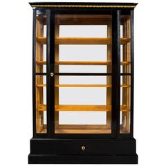 19th Century Empire Display Cabinet from Austria