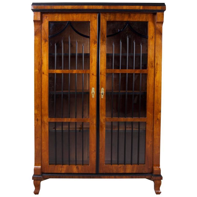 19th Century Biedermeier Double Door Closet For Sale At 1stdibs