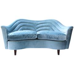 Italian Loveseat by Andrea Busiri Vici