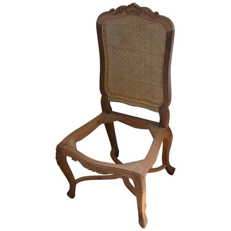 Dining chair for home or restaurant in french country style for sale at 1stdibs - Restaurant dining room chairs ...