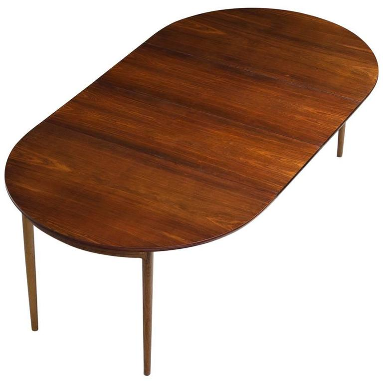 Ib Kofod-Larsen dining table, 1950s