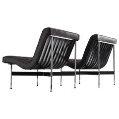 Katavolos Littell and Kelley 'New York' Lounge Chairs