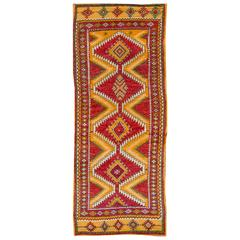 Simply Beautiful Vintage Moroccan Rug