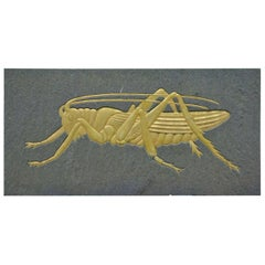 Grasshopper Plaque