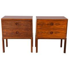Pair of Aksel Kjersgaard Cabinets
