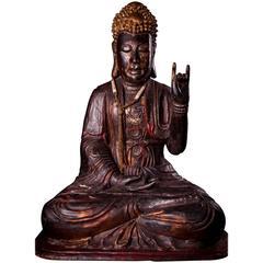 18th Century Meditating Buddha